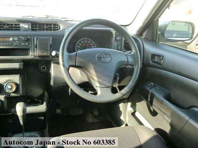 STOCK No.603385 TOYOTA SUCCEED Image3