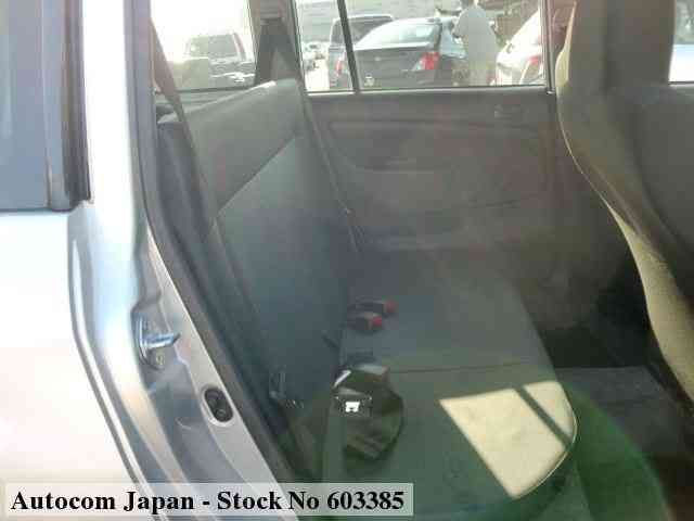 STOCK No.603385 TOYOTA SUCCEED Image4
