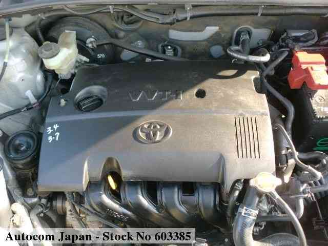 STOCK No.603385 TOYOTA SUCCEED Image5