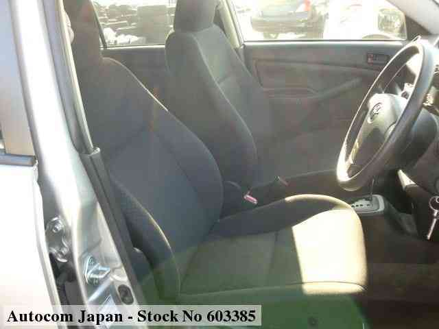 STOCK No.603385 TOYOTA SUCCEED Image7