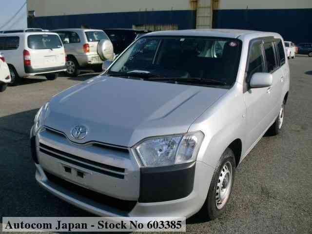 STOCK No.603385 TOYOTA SUCCEED Image14