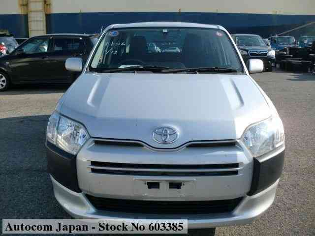 STOCK No.603385 TOYOTA SUCCEED Image16