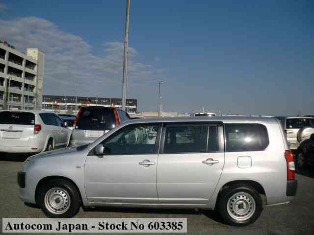 STOCK No.603385 TOYOTA SUCCEED Image18