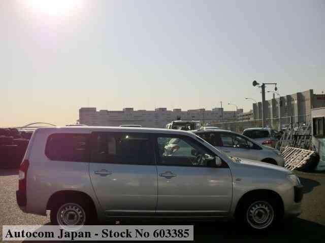 STOCK No.603385 TOYOTA SUCCEED Image19