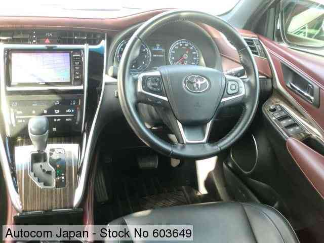 STOCK No.603649 TOYOTA HARRIER Image3