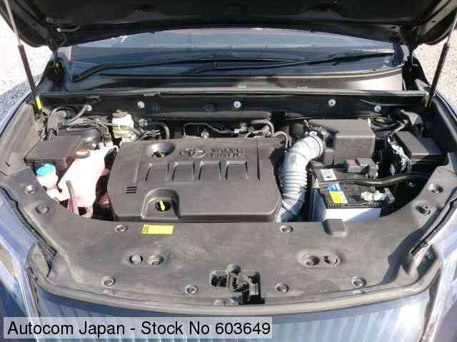 STOCK No.603649 TOYOTA HARRIER Image6