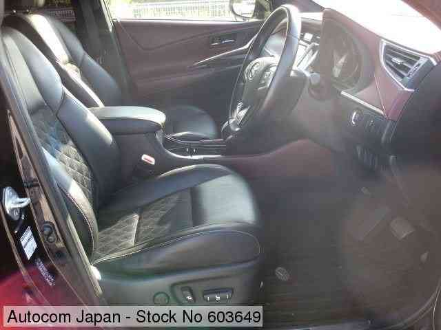 STOCK No.603649 TOYOTA HARRIER Image7