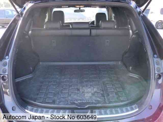 STOCK No.603649 TOYOTA HARRIER Image10