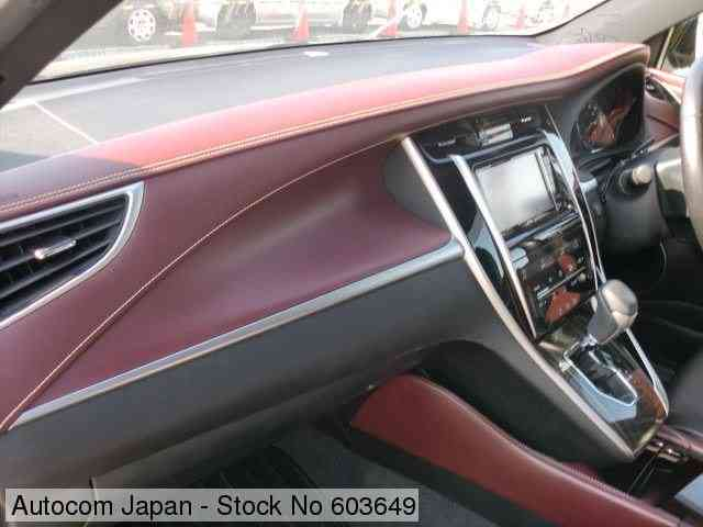 STOCK No.603649 TOYOTA HARRIER Image15