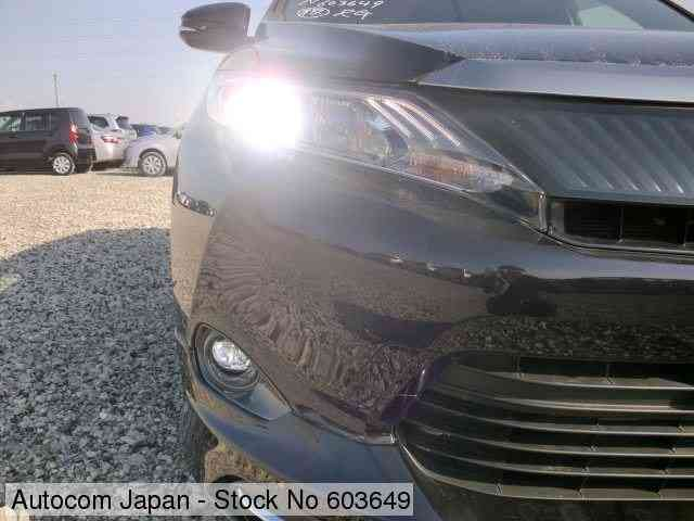 STOCK No.603649 TOYOTA HARRIER Image31