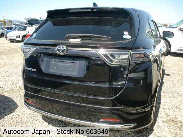 STOCK No.603649 TOYOTA HARRIER Image33