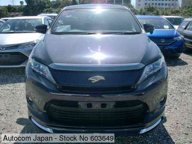STOCK No.603649 TOYOTA HARRIER Image34