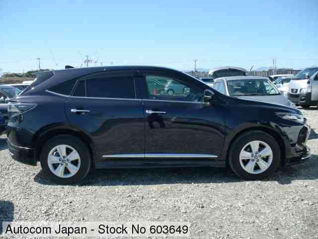 STOCK No.603649 TOYOTA HARRIER Image36