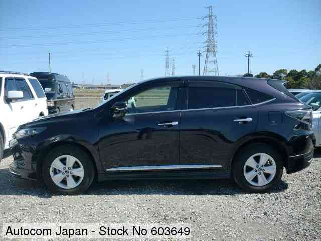STOCK No.603649 TOYOTA HARRIER Image37