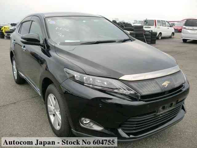 STOCK No.604755 TOYOTA HARRIER Image1