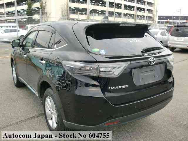 STOCK No.604755 TOYOTA HARRIER Image2