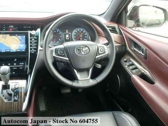STOCK No.604755 TOYOTA HARRIER Image3