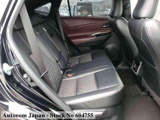 STOCK No.604755 TOYOTA HARRIER Image4