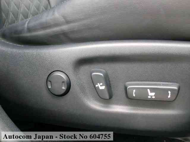 STOCK No.604755 TOYOTA HARRIER Image12