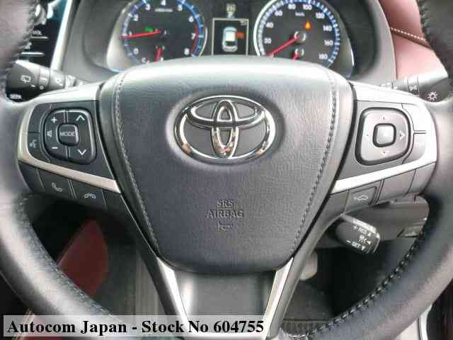 STOCK No.604755 TOYOTA HARRIER Image14
