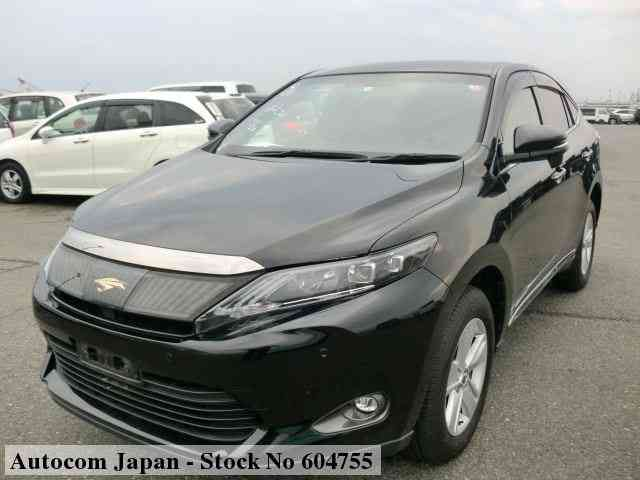 STOCK No.604755 TOYOTA HARRIER Image22