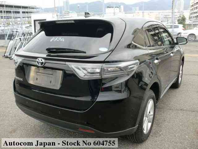 STOCK No.604755 TOYOTA HARRIER Image23