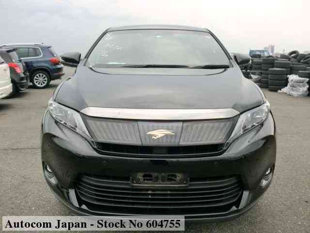 STOCK No.604755 TOYOTA HARRIER Image24
