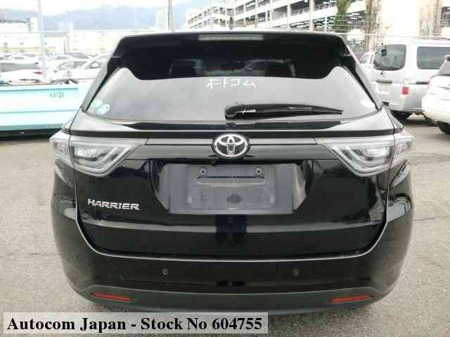 STOCK No.604755 TOYOTA HARRIER Image25