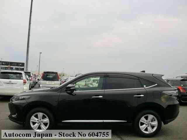 STOCK No.604755 TOYOTA HARRIER Image26