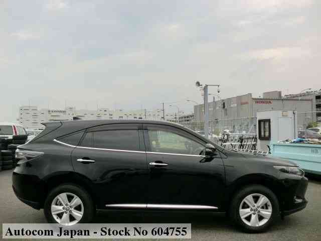 STOCK No.604755 TOYOTA HARRIER Image27