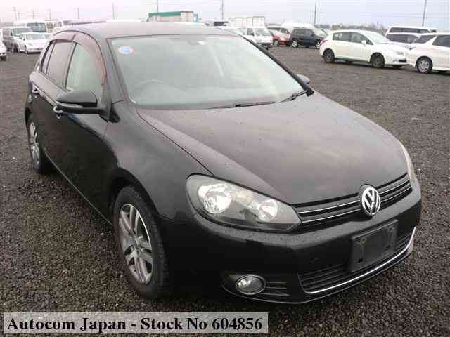 STOCK No.604856 VOLKS WAGEN GOLF Image1