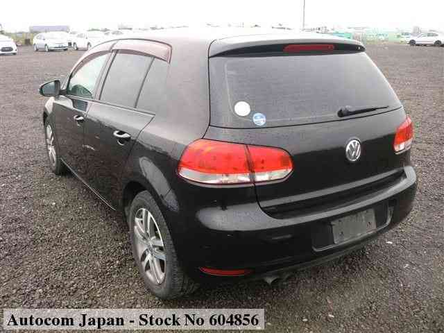 STOCK No.604856 VOLKS WAGEN GOLF Image2