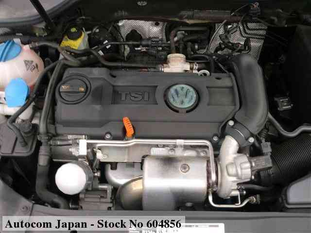 STOCK No.604856 VOLKS WAGEN GOLF Image5