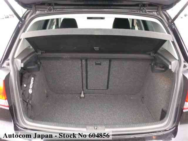 STOCK No.604856 VOLKS WAGEN GOLF Image9