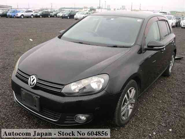 STOCK No.604856 VOLKS WAGEN GOLF Image21