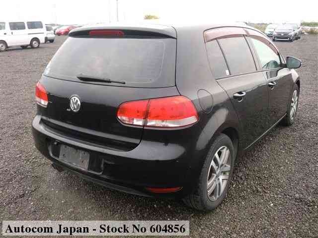 STOCK No.604856 VOLKS WAGEN GOLF Image22