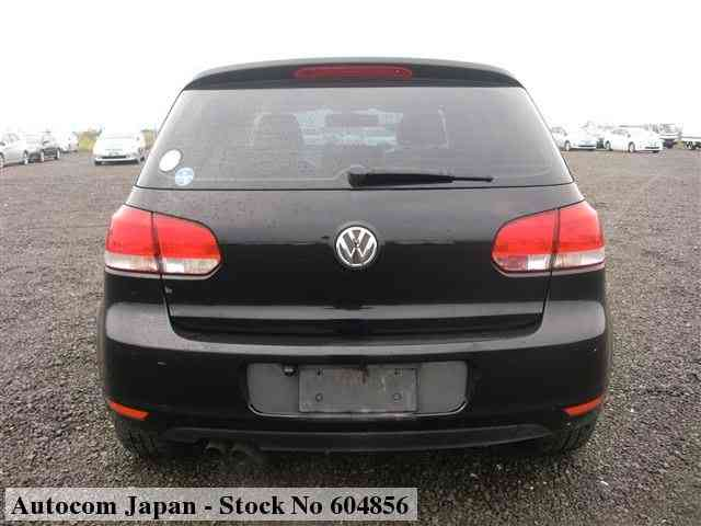 STOCK No.604856 VOLKS WAGEN GOLF Image24