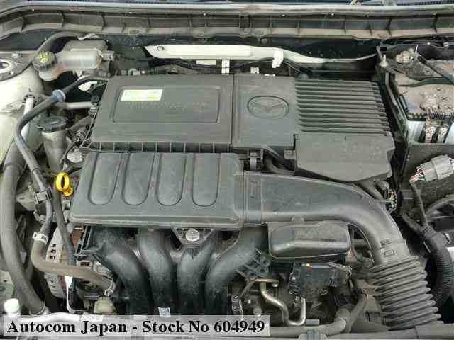 STOCK No.604949 MAZDA AXELA SPORTS Image6