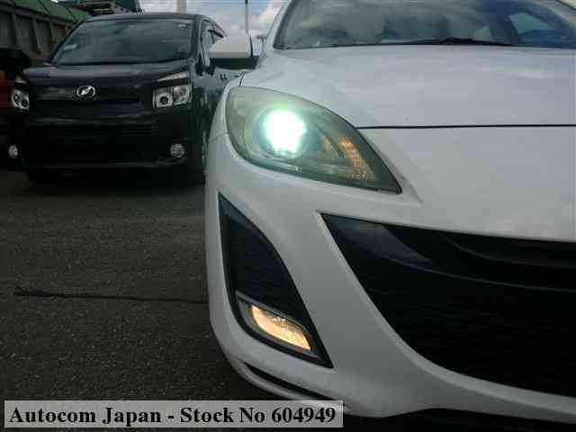 STOCK No.604949 MAZDA AXELA SPORTS Image17