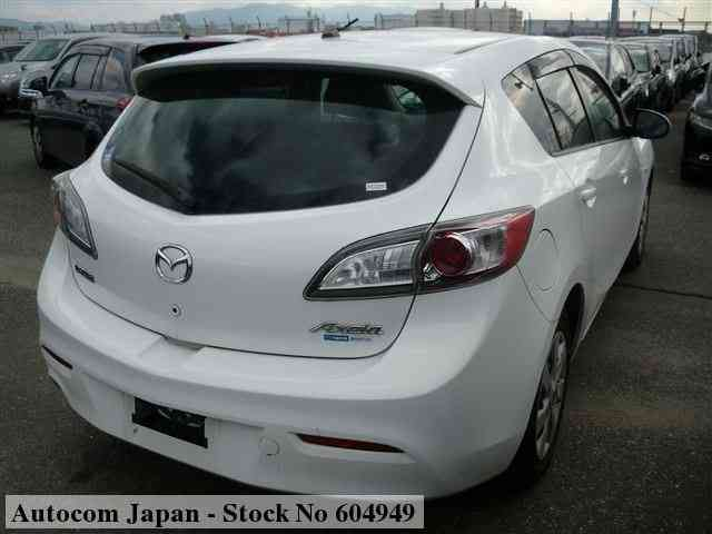 STOCK No.604949 MAZDA AXELA SPORTS Image20