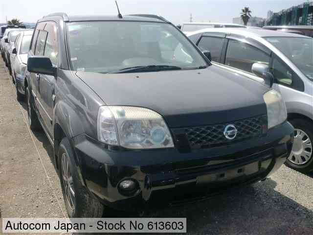 STOCK No.613603 NISSAN X-TRAIL Image1