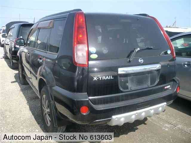 STOCK No.613603 NISSAN X-TRAIL Image2