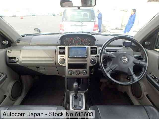 STOCK No.613603 NISSAN X-TRAIL Image3