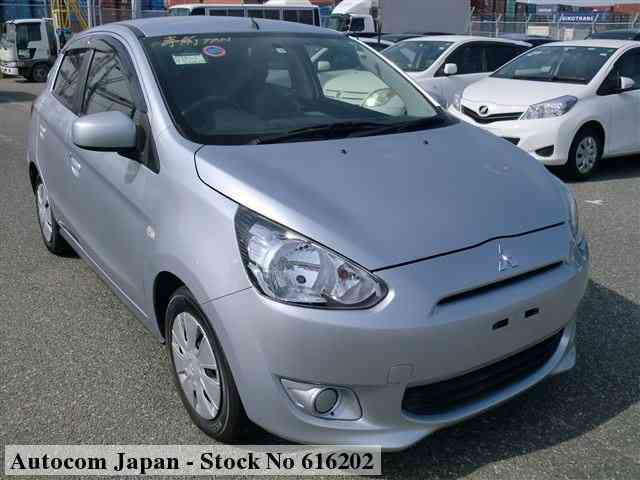 STOCK No.616202 MITSUBISHI MIRAGE Image1