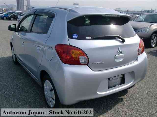 STOCK No.616202 MITSUBISHI MIRAGE Image2