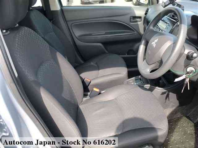 STOCK No.616202 MITSUBISHI MIRAGE Image8