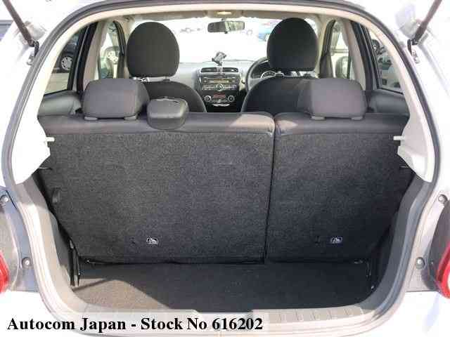 STOCK No.616202 MITSUBISHI MIRAGE Image9