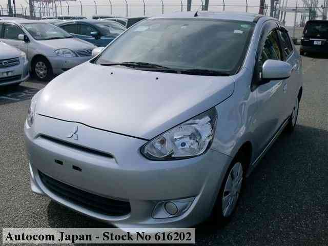 STOCK No.616202 MITSUBISHI MIRAGE Image16