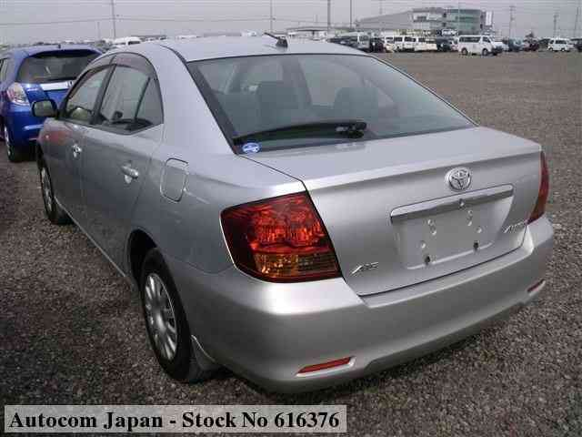 STOCK No.616376 TOYOTA ALLION Image2