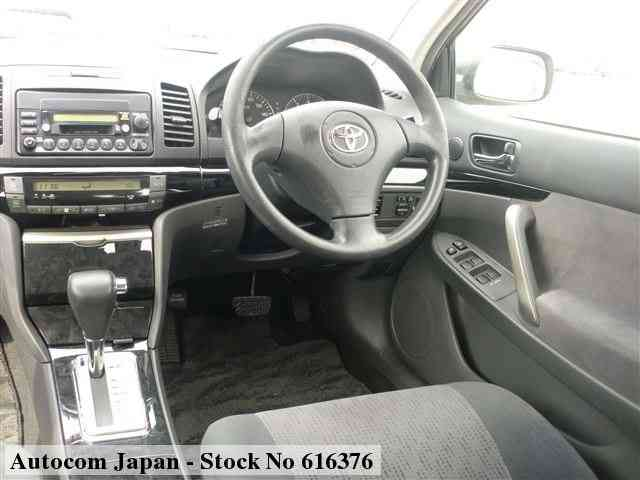 STOCK No.616376 TOYOTA ALLION Image3
